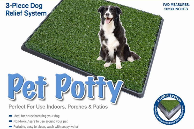 Лоток Pet Potty Big 76х51х3.8см